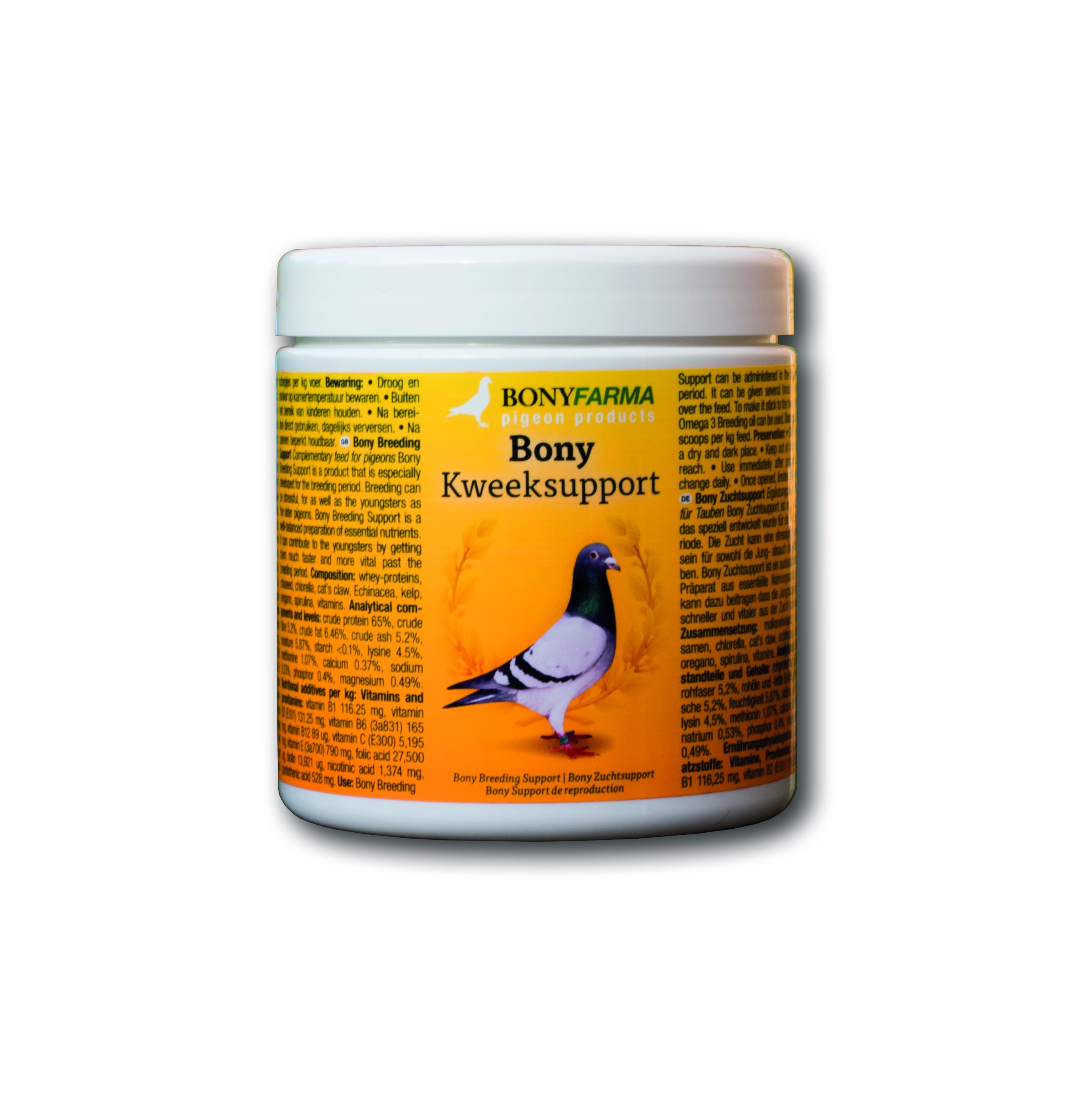 Bony Kweeksupport  (350 gr.)