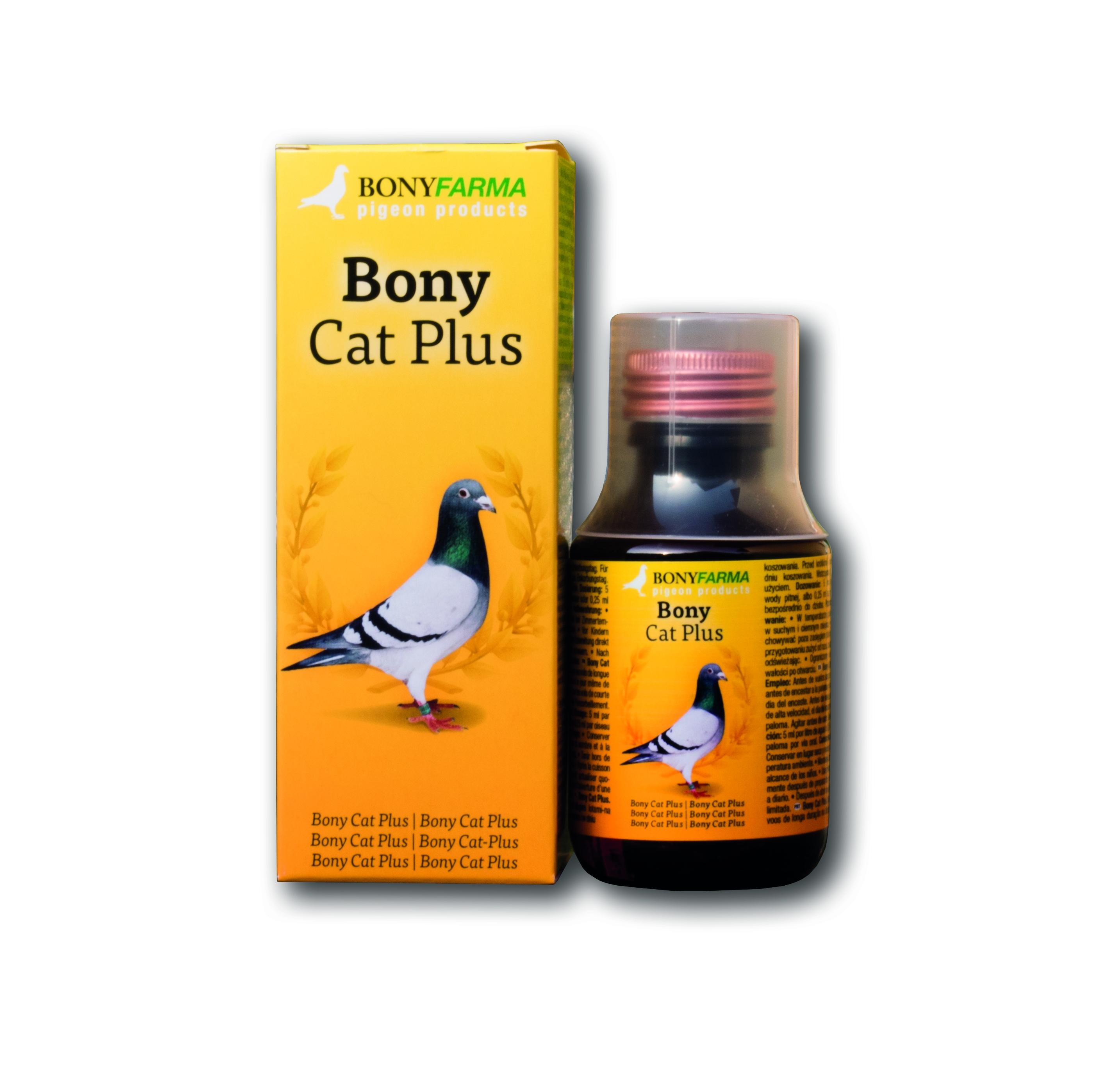 Bony Cat Plus (100 ml.)