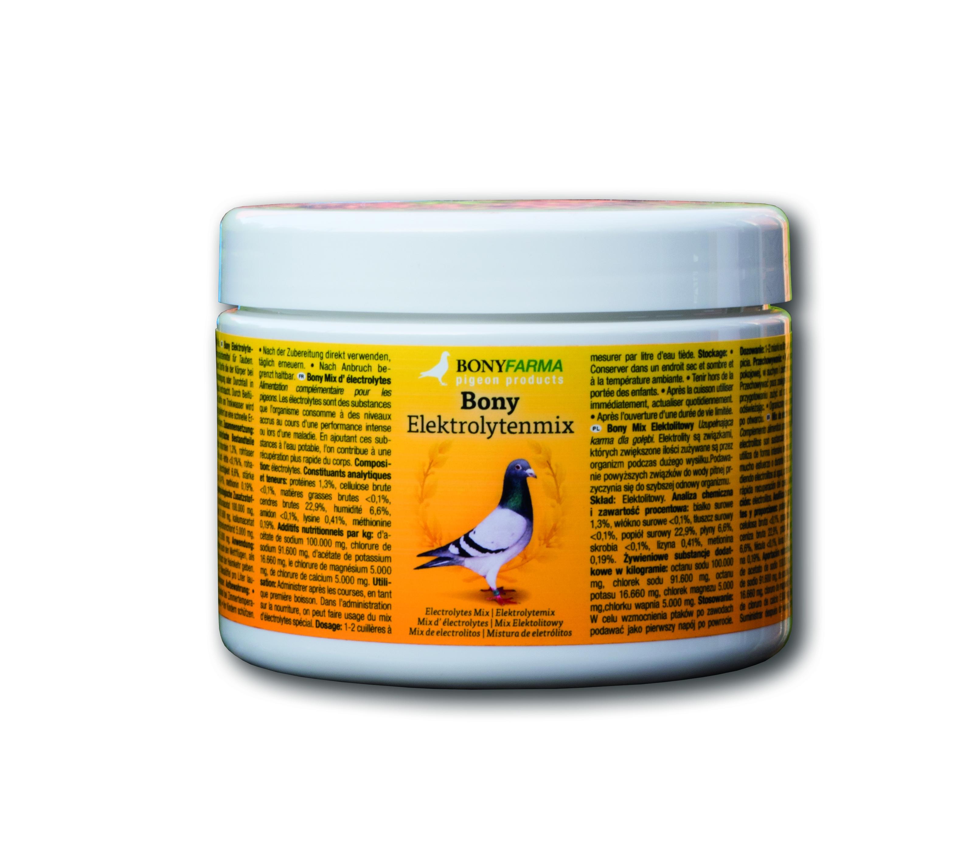 Bony Elektrolytenmix (350 gr.)