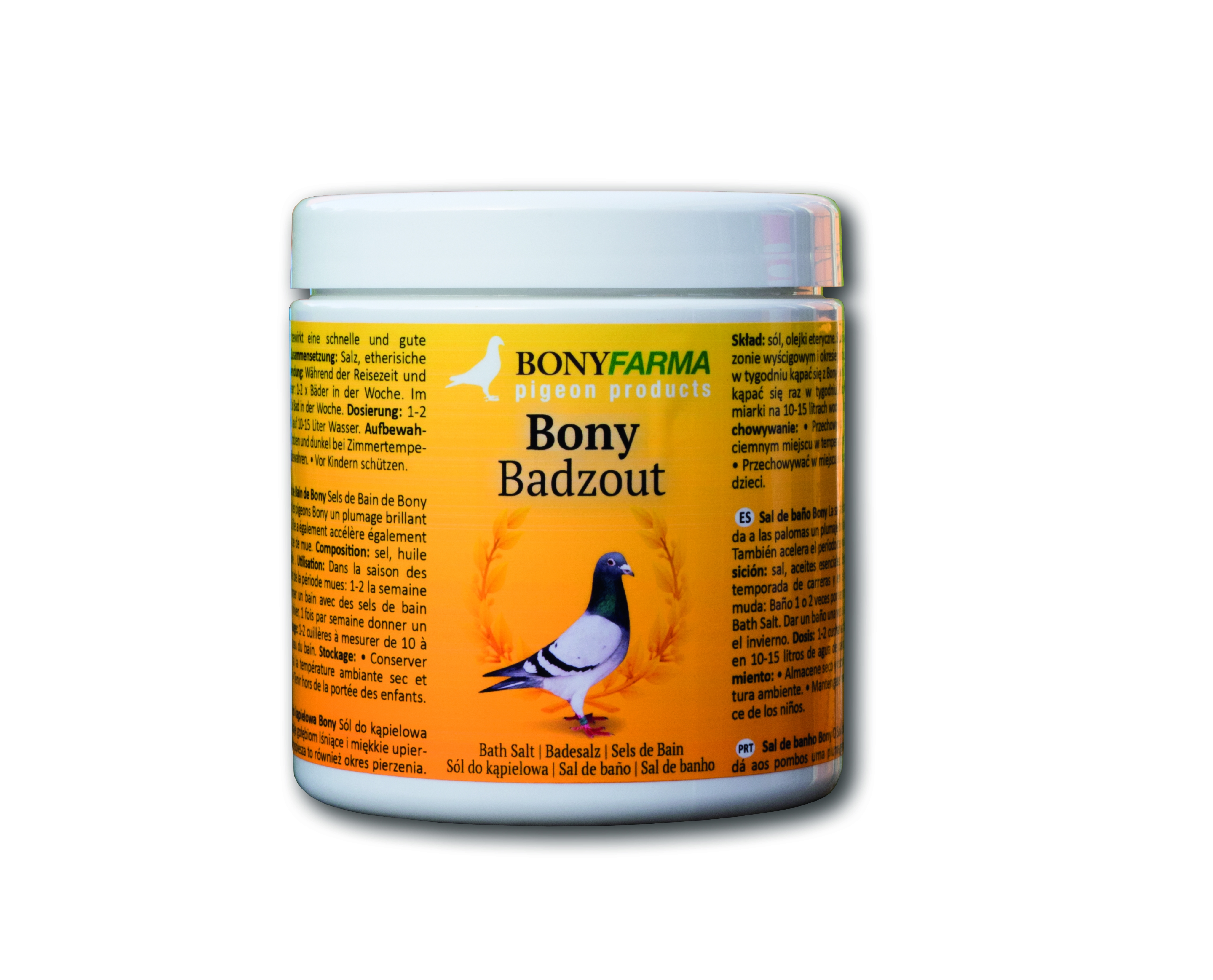 Bony Badzout (750 gr.)