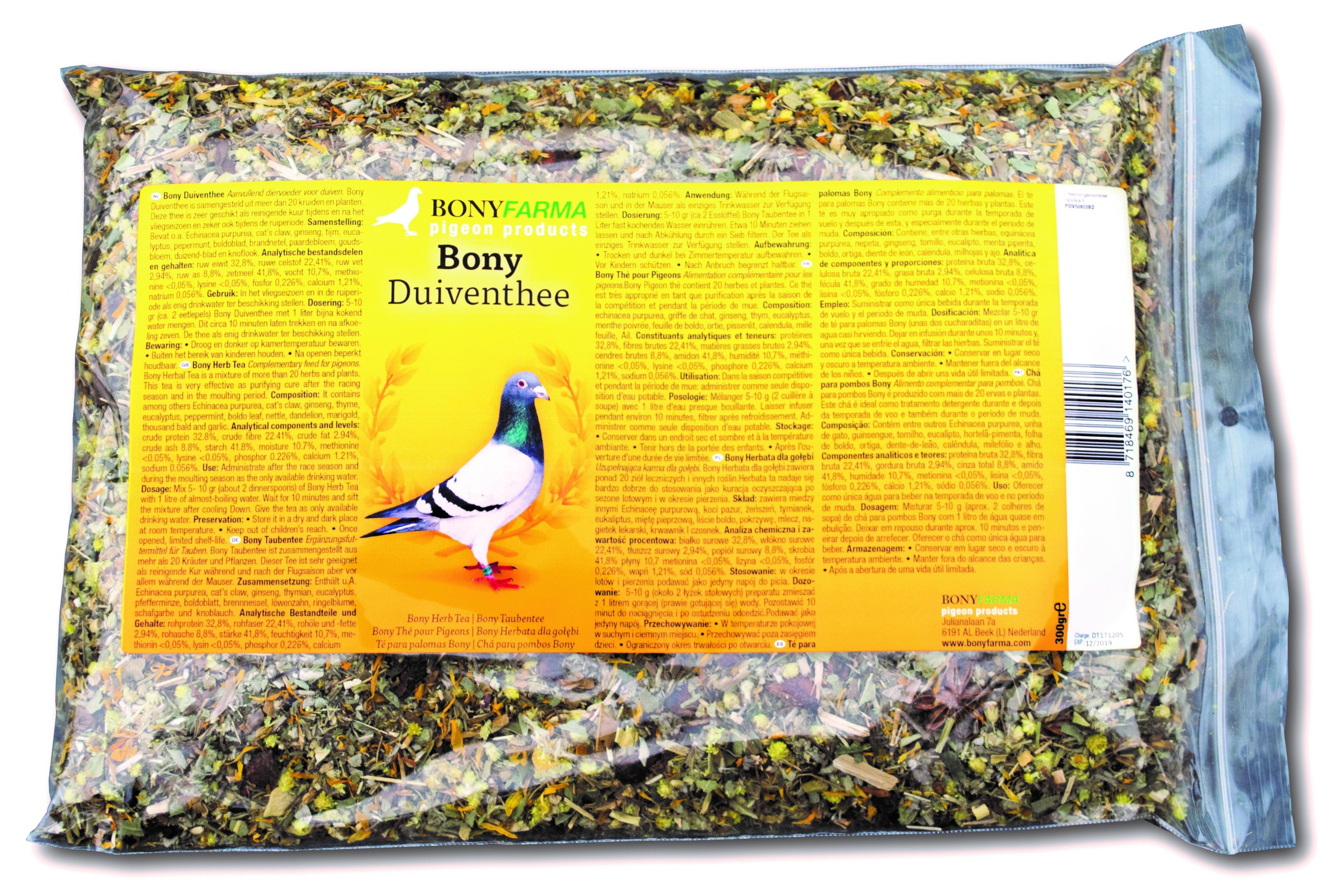 Bony Duiventhee (300 gr.)